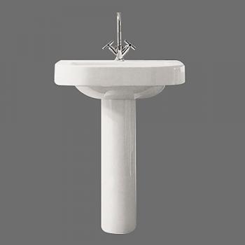 Aquarius  方型腳柱盆  AQ2080