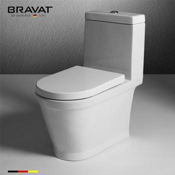 BRAVAT 單體馬桶 C21131XUW-3/4